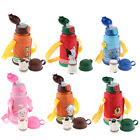 Lovely Animals Pattern Travel Vacuum Water Bottle Stainless Steel Kids Cup