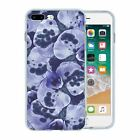 Flowers Floral Print  TPU Back Case Cover For Mobile Phone - S8987