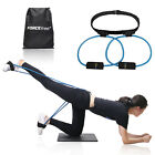Women Booty Butt Band Workout Resistance Belt,Tone Firm Gym Fitnesss Exercise
