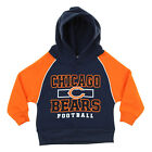 OuterStuff NFL Football Infants & Toddlers Chicago Bears Hooded Sweatshirt on eBay