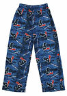 Outerstuff NFL Youth Houston Texans Repeated Logo Pajama Pants $9.99 USD on eBay