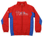 Majestic MLB Youth Philadelphia Phillies Double Climate Full Zip Jacket on Ebay