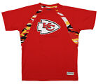 Zubaz NFL Men's Kansas City Chiefs Camo Solid T-Shirt $19.99 USD on eBay