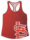 Forever Collectibles MLB Women's St. Louis Cardinals Diamond Racerback Tank on Ebay