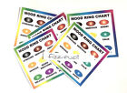 Mood Rings Colour Rings  All Adjustable Except Big  Oval Rings  Uk