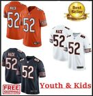 Youth Kids Chicago Bears Game Khalil Mack #52 Limited Jersey ALL SIZE 🔥🔥🔥 on eBay