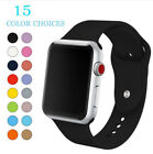 For Apple Watch OEM Genuine Wristband Sport Band Series 1 2 3 4-38/40/42/44mm image