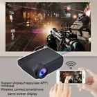 1080P Android/IOS WiFi 3D 4K HD LED Projector Home Theater Cinema High Lumens