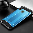 Case For Xiaomi CC9 Pro Note 10 A1 A2 Max 3 Hybrid Rugged Armor Shockproof Cover