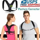 Back Brace For – Adjustable Clavicle Brace For Men & Women Amiable Posture Corrector