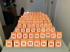 Individual Whataburger Table Tent Numbers