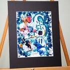 Seattle Mariners - Edgar Martinez #11 - Gar - Papi - Original Artwork on Ebay