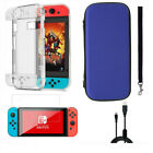 Hard Shell Carry Case + Screen Protector +Shell Cover+Charging Cable Travel Bag