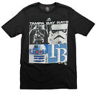 MLB Youth Tampa Bay Rays Star Wars Main Character T-Shirt, Black on Ebay