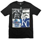 MLB Youth Kansas City Royals Star Wars Main Character T-Shirt, Black on Ebay
