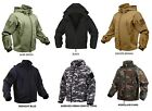 TACTICAL Waterproof Special Ops Jacket Soft Shell Army SWAT Navy USCG USAF USMC