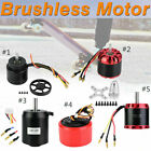 Verious Brushless Outrunner Sensored Motor For Electric Skateboard Scooter Parts image