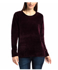 NEW Orvis Ladies' Chenille Pullover Sweater - VARIETY