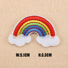 Купить DIY Badge Patch Embroidered Sew Iron On Patches Badge Bag Fabric Applique Craft