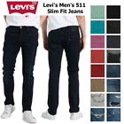 Levi's Men's 511 Slim Fit Jeans <br/> QUICK & FREE SHIPPING and FREE RETURNS, 100% AUTHENTIC.