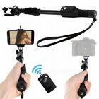 [NEW] Professional Selfie Stick With ECO Grip + Image Snap Remote For All Phone