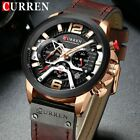 CURREN Relogio Masculino Sport Watch Men Top Brand Luxury Quartz Men's  image