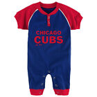 Chicago Cubs Infant Uniform Coverall - Blue/Red on Ebay