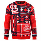 Forever Collectibles MLB Baseball Mens St.Louis Cardinals Patches Ugly Sweater on Ebay