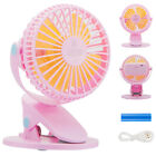 High-Quality-USB-Fan-Mini-Portable-Fan-Oscillating-Clip-On-Desk-Stroller-360