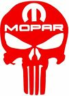 PUNISHER DECAL MOPAR Vinyl Car Truck Sticker MOPAR DODGE JEEP RAM $6.25 USD on eBay