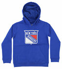 Outerstuff NHL Youth New York Rangers Primary Logo Fleece Hoodie $25.49 USD on eBay