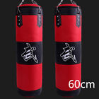 1* Heavy Boxing Punching Bag Speed Training Kicking Workout With Chain Hooks New