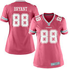 Dez Bryant Dallas Cowboys Womens Nike Game Jersey Pink