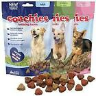 Coachies Dog Treats - Puppy, Adult & Natural - 75g &200g packs
