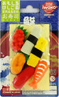 IWAKO Puzzle Eraser Food Animals Fruits Toy Sport Set Different Set