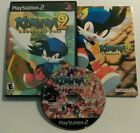 Klonoa 2: Lunatea's Veil (Sony Playstation 2 PS2) COMPLETE -Tested & Cleaned!