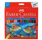 Faber Castell Bi Colour Pencil Assorted Clear Point Of Difference Pack Of 18