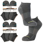 10 Pairs Copper Fit Women's Athletic Ankle Socks Low Cut Cushioned Compression
