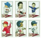 Star Caricature Reproduction 2019 Topps Big League Complete Your Set You Pick U