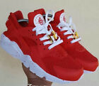 Men Air Sport Shoes Huarache Sneakers Athletic Shoes white red