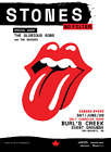 Rolling Stones No Filter 2019 All 17 New Dates - NOT ZIP CODE / 14 ON FIRE