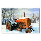 Tractor Diamond Painting Full Drill 5D DIY Embroidery Kit Art Picture  IUO