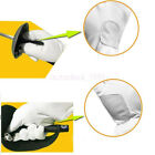 Kids Adults Breathable Non-Slip Training Fencing Glove For Sabre Epee Foil 6-11