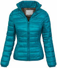 Ladies Quilted Jacket Quilted Jacket Down-Look Hooded D-210 S-XXL