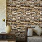 Wall 3d Brick Stickers Waterproof Foam Home Self Adhesive Wallpaper Decor Jian