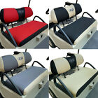 Golf Cart Seat Cover Washable Breathable Polyester Bench Seat Cover CLUB CAR YAM