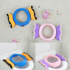 Cute Baby Potty Portable Chair Toilet Seat Multifunctional Kids Folding Stool image
