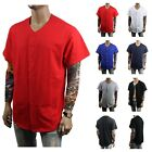 Men's Baseball Jersey T-Shirt Plain Sports Raglan Hipster Men & Kids COTTON Tee image