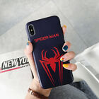 Marvel Super Heroes Lightweight Soft Slim TPU Case For iPhone 6 7 8 X XR XS Max