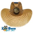 85e67641e NEW BROWNING STRAW HAT BALL CAP WITH REPEL-TEX BRIM BUCKMARK LOGO ...